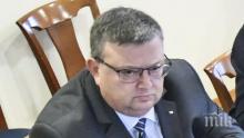 ПЪРВО В ПИК TV! Цацаров с горещ коментар за падането на мониторинга и арестувания кмет на Несебър: Купуването на гласове е престъпление. Оценката на Европа е положителна, защото имаме успехи (ОБНОВЕНА)