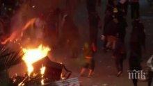 Около един милион демонстранти настояват за реформи в Чили