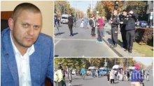 ПЪРВО В ПИК TV: СДВР с горещи подробности за цирка на Орлов мост - активистки на Прокопиев и ДеБъ се сбиха, разпитват ги в районното