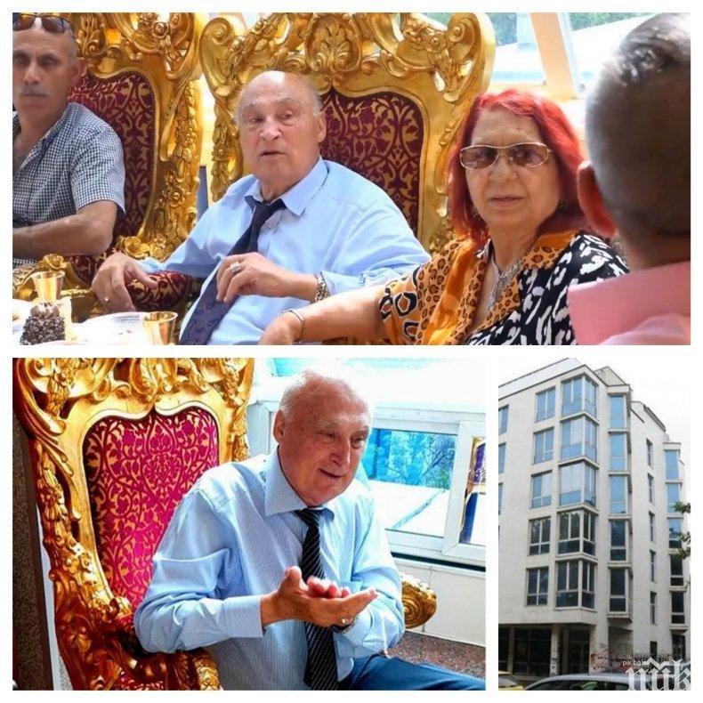 БАЩИНИЯ: 100 млн. наследство остави Цар Киро - ето кой сяда на трона след кончината на циганския барон