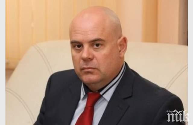 Иван Гешев отговори на въпроси на БХК - обяви се за законодателни промени, гарантиращи независимо разследване на главния прокурор