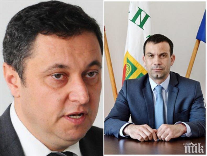 САМО В ПИК: Яне Янев изригна срещу поръчково проучване в Сандански - лидерът на РЗС очаква победа на първи тур (ВИДЕО)