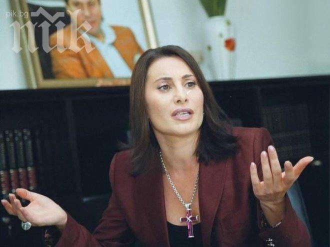 Дарина Павлова гушна Самюел Джексън (снимка)