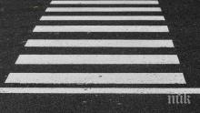 """Кола уби пешеходец на """"зебра"""" в Аксаково"""