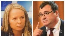 БИТКАТА ЗА ПЛОВДИВ: Взаимни обвинения в манипулации между Славчо Атанасов и Каназирева