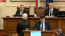 """ПЪРВО В ПИК TV: """"Атака"""" скочи на зам.-шефа на парламента заради оставката на Волен (ОБНОВЕНА)"""