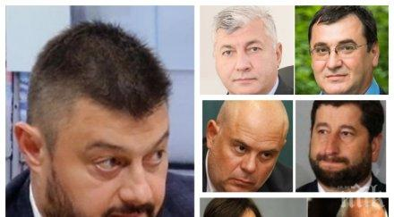 САМО В ПИК TV! Николай Бареков с разкрития за инженеринга на изборите в София: Мая Манолова е една политическа вещица - спонсорите й в Белград ли са? (ОБНОВЕНА)