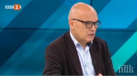 Тихомир Безлов: Купения цигански вот спадна, ГЕРБ се освобождават от феодалите по места