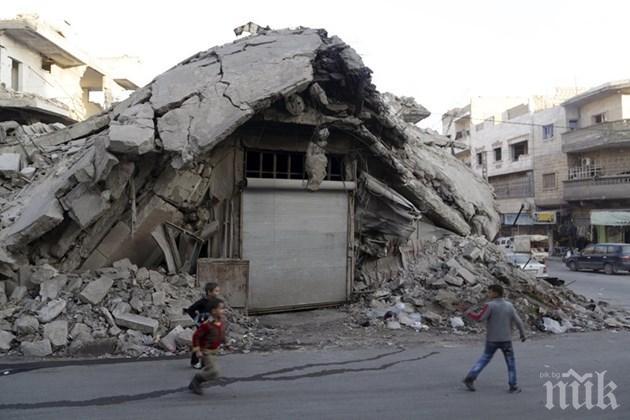 Ракета падна близо до посолството на САЩ в Ирак, загинал е един военнослужещ
