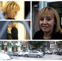 Мая Манолова след фризьор пред ПИК TV: Не се притеснявам за работата ми, ако загубя! Аз съм адвокат (СНИМКИ)