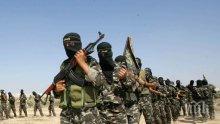 """Турция праща бойци на """"Ислямска държава"""" в ЕС"""