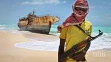 Пирати взеха за заложници девет члена на норвежки кораб край бреговете на Бенин