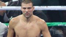 Тервел Пулев излиза на ринга в петък - ето кой е съперникът му