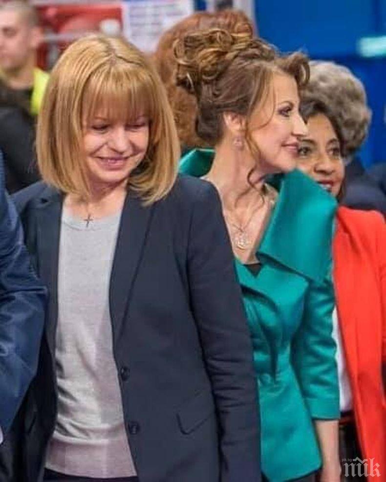 Илияна Раева застана зад Фандъкова: Ще гласувам за доказалия се успешен кмет
