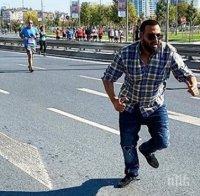 Азис се пусна на истанбулския маратон