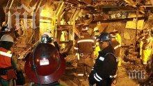 ЕКСПЛОЗИЯ: 30 работници заклещени в мина в Германия