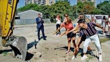 Пловдив става строителна площадка от зали и стадиони