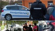 АКЦИЯ: ГДБОП разби банда лихвари в Павликени