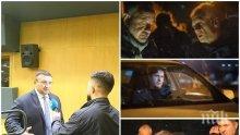 НЕВИЖДАНО: Вътрешният министър Младен Маринов, главният секретар на МВР Ивайло Иванов и над 350 полицаи аплодираха на крака новия филм на Командарев, някои се разплакаха