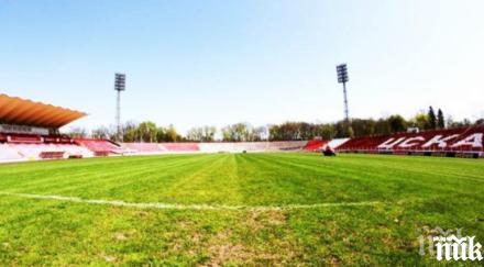 Добра новина за ЦСКА, халфът Бикел...