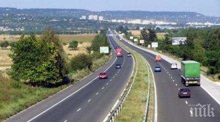 Спор за тол таксите по пътищата покрай София - за Северната тангента ще има тол, за Южната - засега не