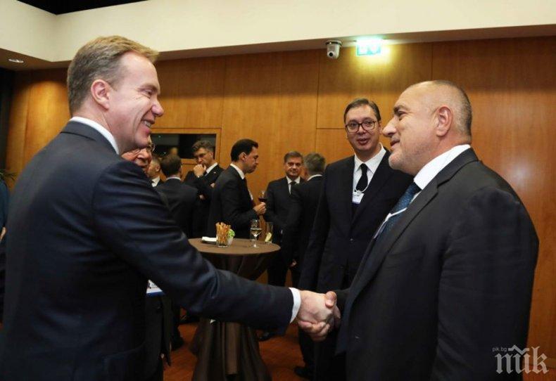 ПЪРВО В ПИК: Борисов и другите лидери на Западните Балкани обсъдиха европейската перспектива на региона (СНИМКИ)