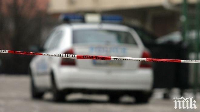 Инспектор залови на място крадец в Хасково
