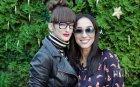 Миро и Мария Илиева на благородна мисия с живи елхи