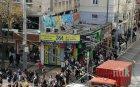 Ватманката виновна за дерайлиралия трамвай в София