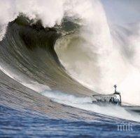 Заплаха от цунами в Нова Зеландия, втори по-мощен трус удари крайбрежието