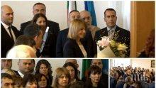 ИЗВЪНРЕДНО В ПИК TV! Йорданка Фандъкова и Общинският съвет на столицата се заклеха (ОБНОВЕНА/СНИМКИ)