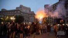 Продължава гражданското неподчинение в Каталуния