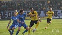 Ботев Пловдив удари болезнено Левски и се върна в играта