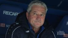 """Треньорът на Ботев Пловдив каза докога ще води """"канарчетата"""""""