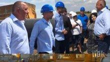 ИЗВЪНРЕДНО: Руските медии гърмят за Борисов и газовия поток към Сърбия