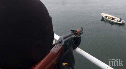 Пирати щурмуваха италиански кораб в Мексиканския залив