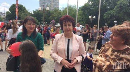 ОТКАЗ: Бившата кметица на Перник Вяра Церовска не иска да бъде съветник