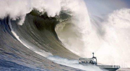 фалшива тревога цунами салвадор