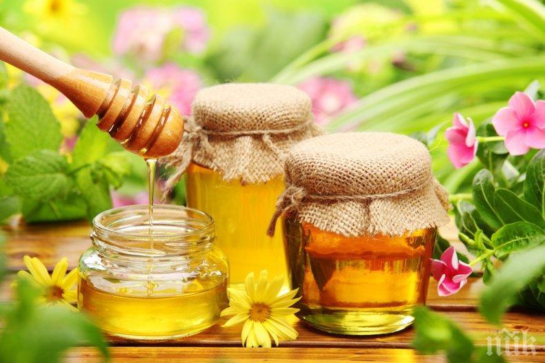 Как да разберем истински ли е медът, който ядем