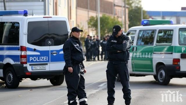 В ГЕРМАНИЯ: Арестуваха трима за готвени терористични атаки