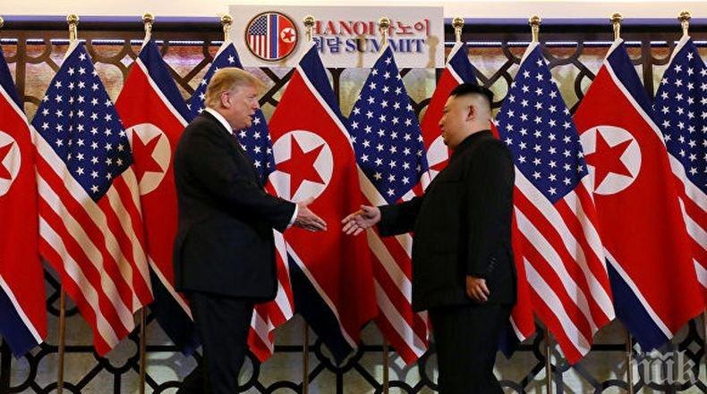 Властите в Северна Корея с предупреждение: Времето за продължаването на преговорите с Вашингтон изтича