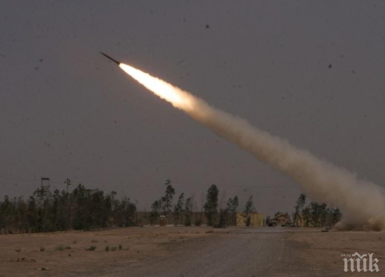 """Ужасът в Израел не спира, армията съобщава за нов """"масиран ракетен удар"""" от Ивицата Газа"""