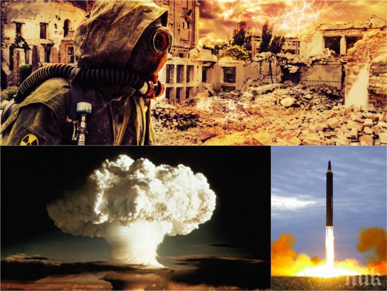 НОВА ОПАСНОСТ: Глобалното затопляне може да предизвика ядрен Апокалипсис! Бомбата цъка на архипелаг в Тихия океан