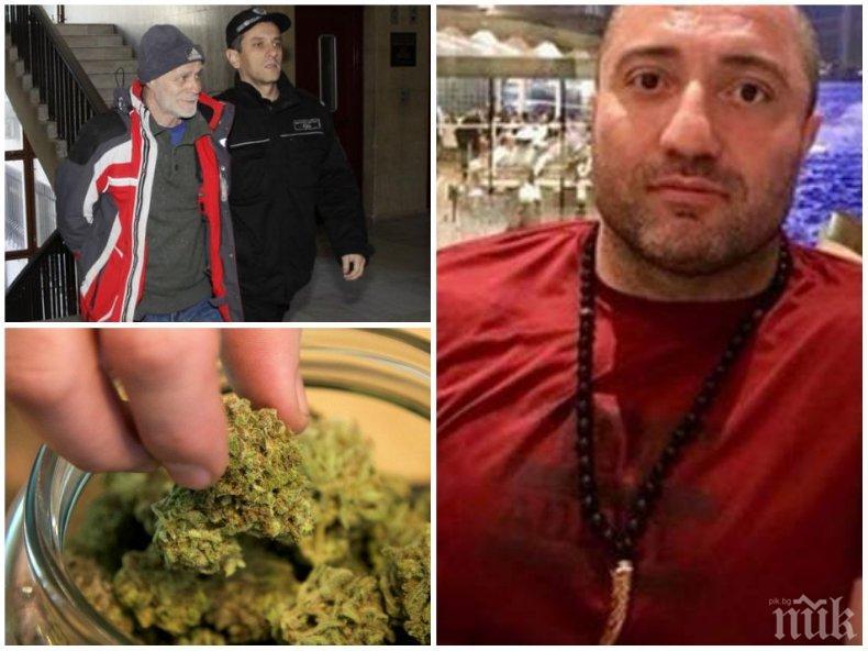 В КРАЧКА! Арестували бивш ортак на Митьо Очите по време на наркосделка - дилъри натопили човека на несебърския Ал Капоне