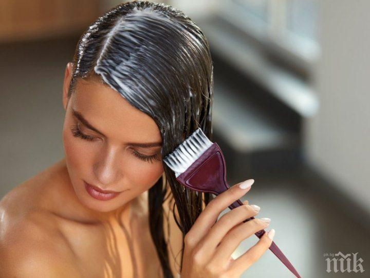 Бабина рецепта за по-дълга и бляскава коса