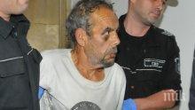 Оставиха в ареста Йордан, блудствал с 10-годишно момиченце. Заплашил го - ако проговори, ще го убие
