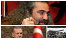 Слабаков гневен: Европа води импотентна политика към Турция