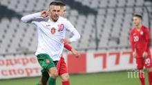 Голям интерес към ас на България и Левски