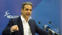Гръцкият премиер обеща подкрепа за Северна Македония, ако спазва Преспанското споразумение