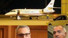 """РУСКА РУЛЕТКА: Кога ще бракуват злокобния """"Фалкон""""? Самолетът на Костов за 42 млн. долара с пети смъртоносен инцидент"""
